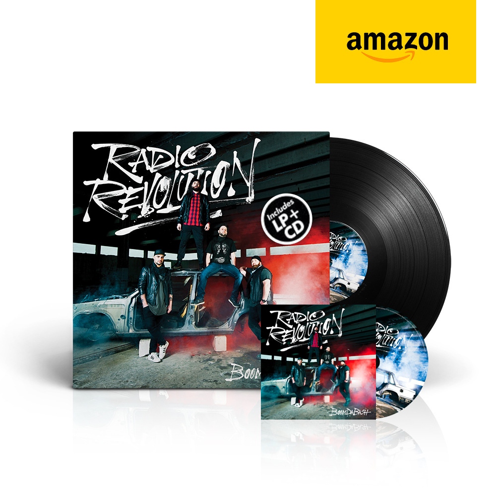 LP+CD Radio Revolution
