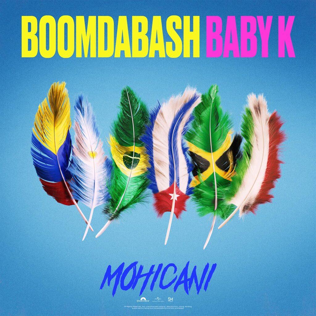 boomdabash baby k mohicani
